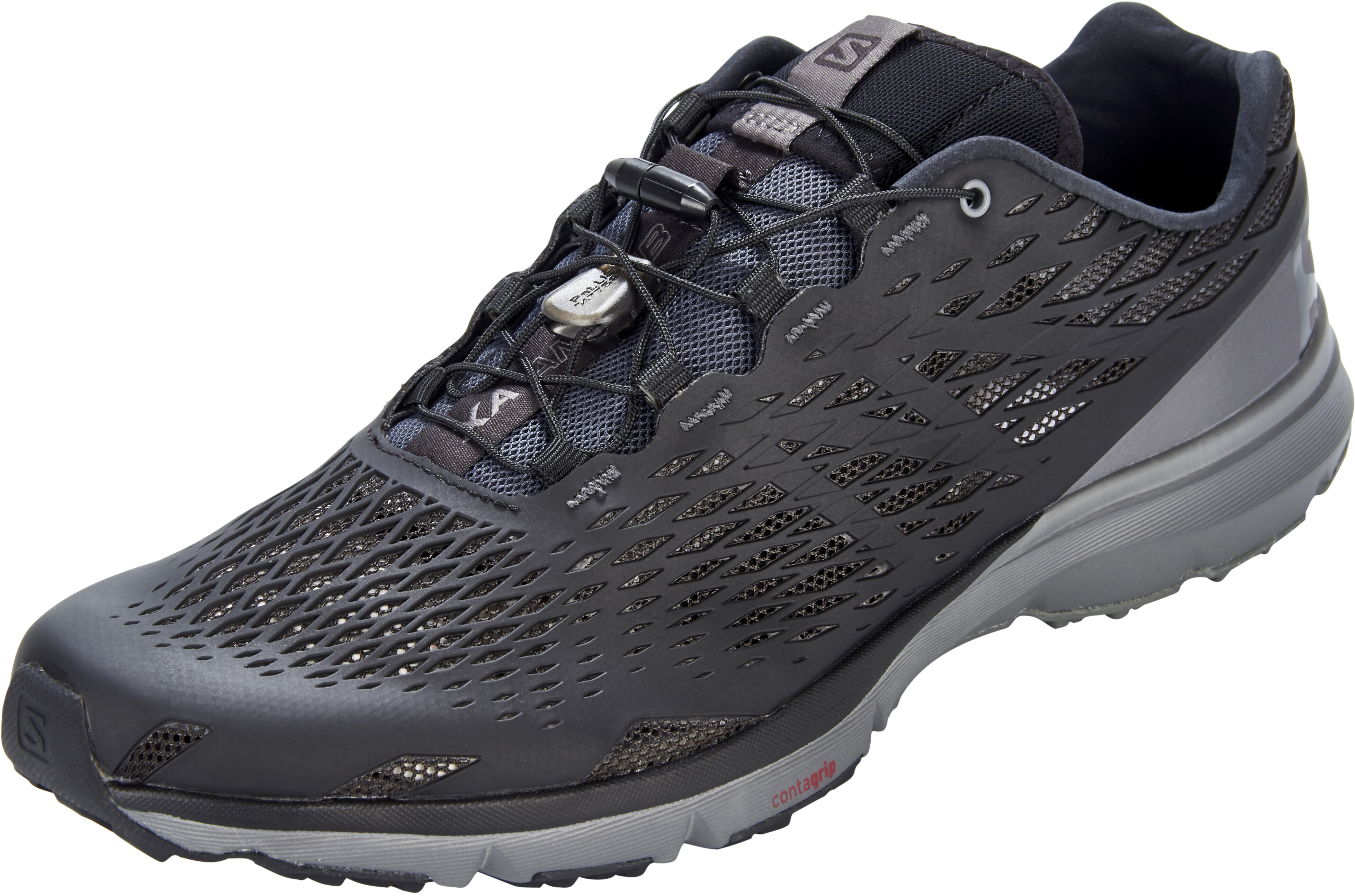 dfd786ef33c3 Salomon XA Amphib Shoes Men black at Addnature.co.uk